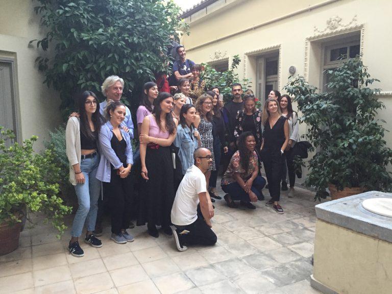 9 ARTWORKS and ARCAthens meet at ATOPOS cvc